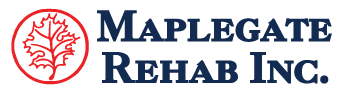 Maplegate Rehab Inc. Logo