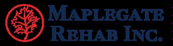 Maplegate Rehab Inc. Logo